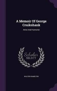 A Memoir of George Cruikshank