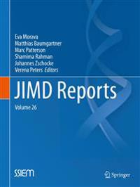 JIMD Reports, Volume 26