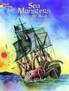Sea Monsters Coloring Book