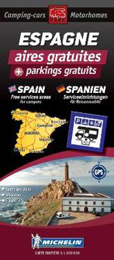 Spain Motorhome Stopovers