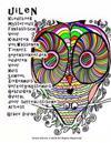 Uilen Kleurboek Mysterieus Fantastisch Voor Kinderen Volwassenen Tieners Gepensioneerden Ouderen Voor Huis School Ziekenhuis Verzorgingstehuis Gebruik