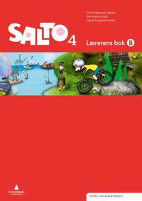 Salto 4 - Kari Kolbjørnsen Bjerke, Siw Monica Fjeld, Ingvill Krogstad Svanes   Inprintwriters.org
