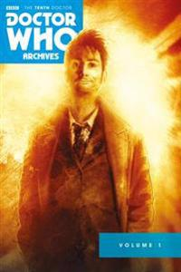 Doctor Who: The Tenth Doctor Archives Omnibus Vol.1