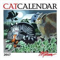 Cat 2017 Calendar