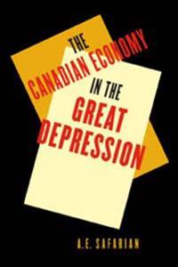 'The Canadian Economy in the Great Depression