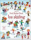 First Sticker Book Ice Skating