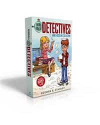 The Third-Grade Detectives Mind-Boggling Collection: The Clue of the Left-Handed Envelope; The Puzzle of the Pretty Pink Handkerchief; The Mystery of