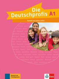 Die Deutschprofis A1. Testheft + MP3 Online Dateien