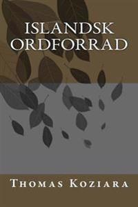 Islandsk Ordforrad