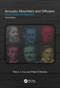 Acoustic Absorbers and Diffusers, Third Edition: Theory, Design and Application