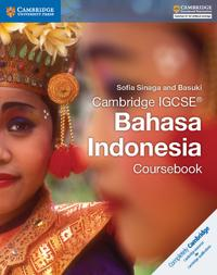 Cambridge Igcseâ Bahasa Indonesia Coursebook