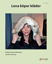 Läsglädje Lena köper kläder
