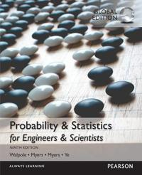 Probability & Statistics for Engineers & Scientists plus MyStatLab with Pearson eText, Global Edition