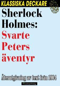 Sherlock Holmes: Svarte Peters äventyr
