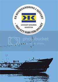 En rundvandring i sjöfart – men ett varv för mycket, Lennart Kihlberg berättar