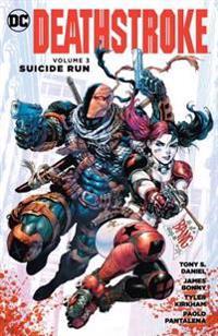 Deathstroke Vol. 3 Suicide Run