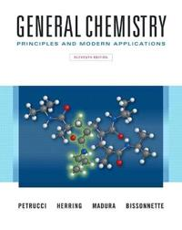 Masteringchemistry with Pearson Etext -- Standalone Access Card -- For General Chemistry: Principles and Modern Applications