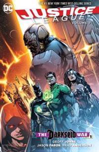 Justice League Vol. 7 Darkseid War Part 1