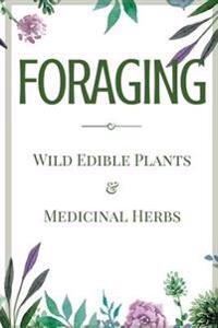 Foraging: A Beginner's Guide to Foraging Wild Edible Plants and Medicinal Herbs