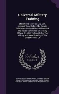 Universal Military Training