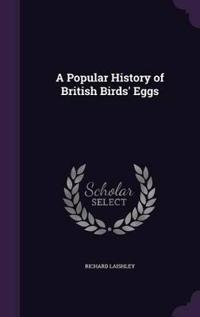 A Popular History of British Birds' Eggs