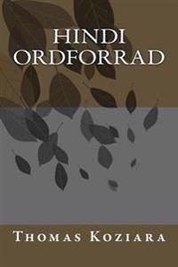 Hindi Ordforrad - Thomas P. Koziara pdf epub