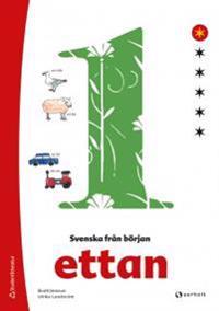 Ettan, 5-pack - Svenska från början