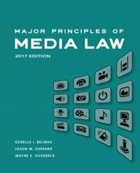 Major Principles of Media Law 2017