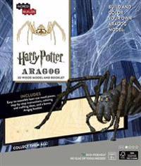 Incredibuilds: Harry Potter: Aragog 3D Wood Model and Booklet