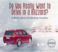 Do You Really Want to Drive in a Blizzard?: A Book about Predicting Weather