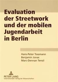 Evaluation Der Streetwork Und Der Mobilen Jugendarbeit in Berlin