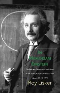 In Memoriam Einstein