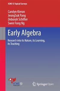 Early Algebra