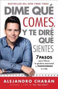 Dime Que Comes y Te Dire Que Sientes (Think Skinny, Feel Fit Spanish Edition): 7 Pasos Para Liberar La Gordura Emocional y Transformar Tu Vida