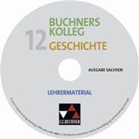 Buchners Kolleg Geschichte Ausgabe Sachsen 12 Lehrermaterial