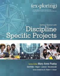 Getting Started With Discipline Specific Projects