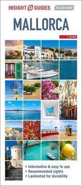 Insight Guides Flexi Map Mallorca Maailmankartat Ja Kartastot