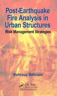Post-earthquake Fire Analysis in Urban Structures