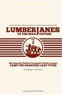 Lumberjanes to the Max: Volume 2