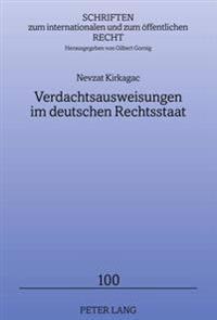 Verdachtsausweisungen Im Deutschen Rechtsstaat