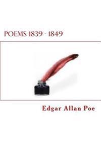 Poems 1839 - 1849