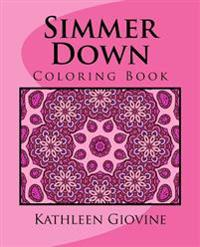 Simmer Down: Coloring Book