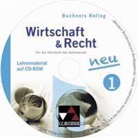 Buchners Kolleg Wirtschaft & Recht 1 Neuausgabe Lehrermaterial