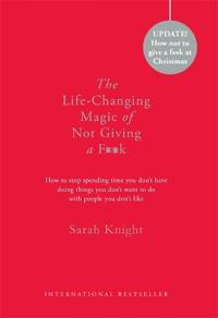Life-changing magic of not giving a f**k - gift edition