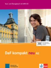 DaF kompakt neu A2. Kurs- und Übungsbuch + MP3-CD