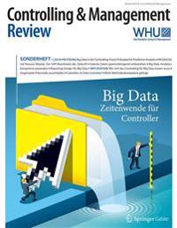 Controlling & Management Review Sonderheft 1-2016: Big Data - Zeitenwende Fur Controller