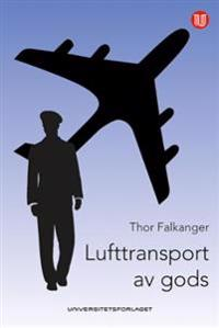 Lufttransport av gods - Thor Falkanger   Ridgeroadrun.org