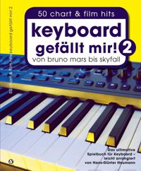 Keyboard Gefällt Mir! - Band 2