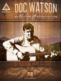 Doc Watson Guitar Anthology