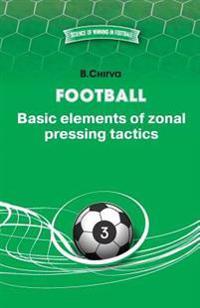 Football. Basic Elements of Zonal Pressing Tactics.